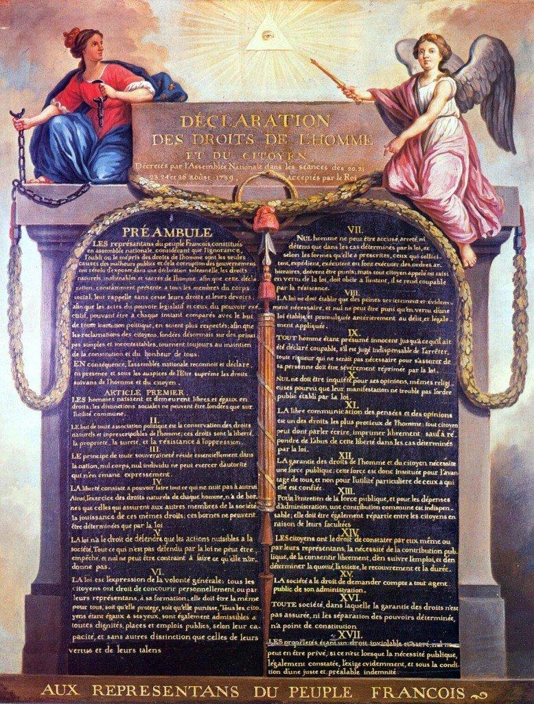Pour ceux qui sont au pouvoir et les autres qui auraient oublié 1789 dans Culture 1789droitsdelhomme_2